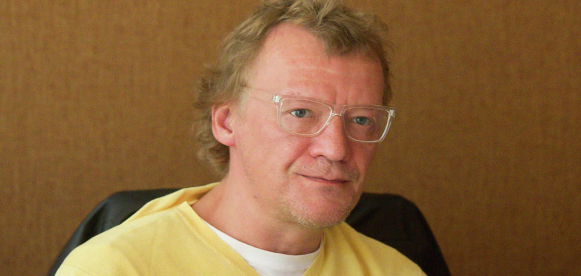 Олексій Сєрєбряков