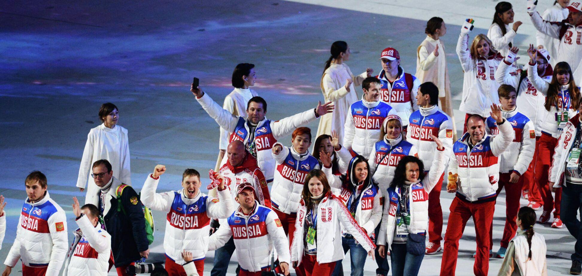 Нардеп пояснив, чому російські спортсмени 'сидять' на допінгу