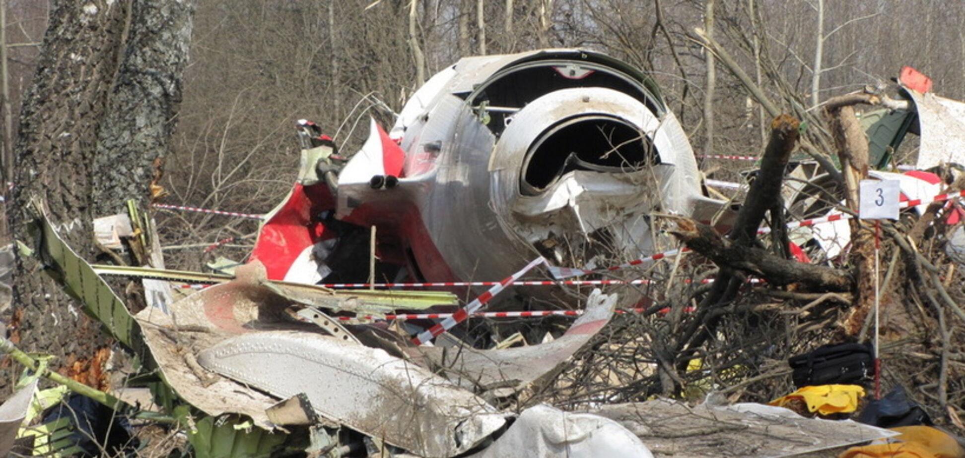 Смоленская катастрофа: в Польше рассказали про взрывчатку на борту