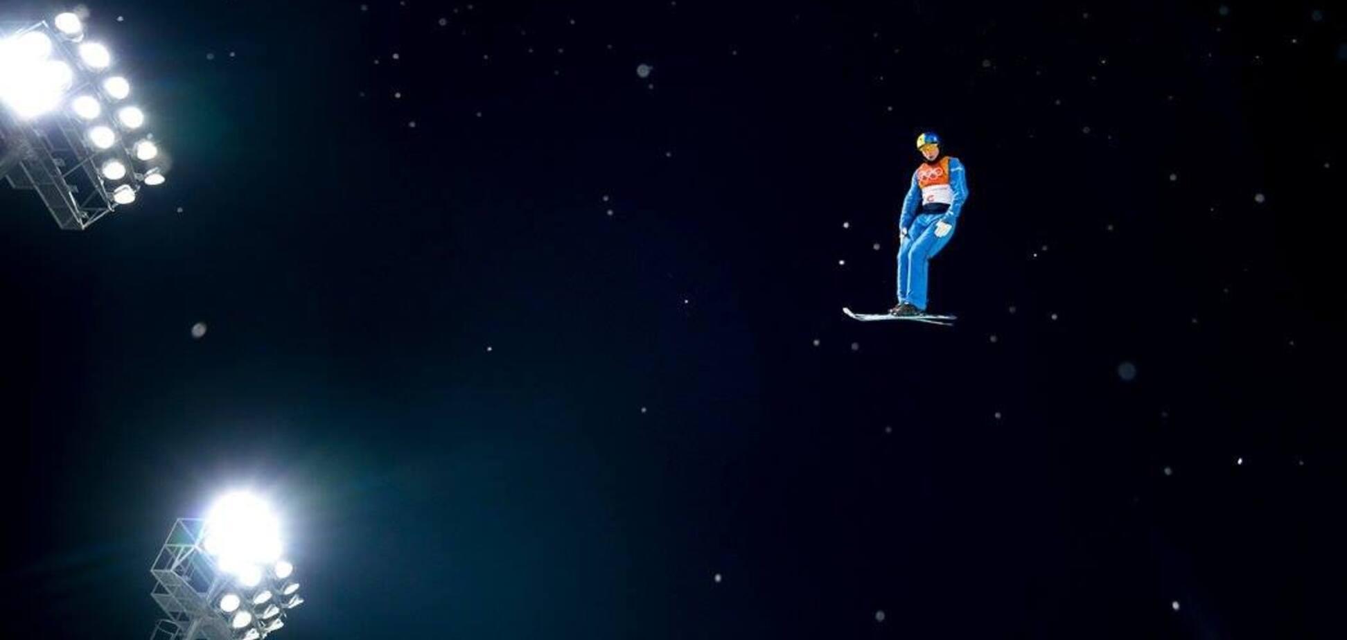 'Потрясающе!' Украинский олимпийский чемпион Пхенчхана произвел фурор в США