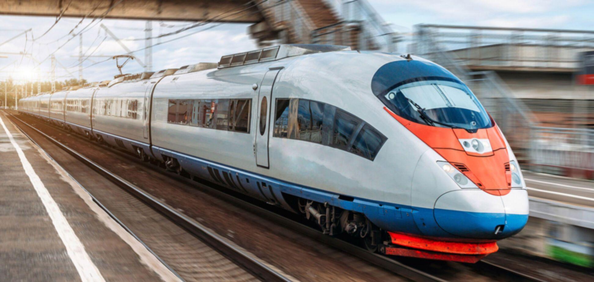 Поїзд з Києва до 'Борисполя': з'явилися подробиці про проект