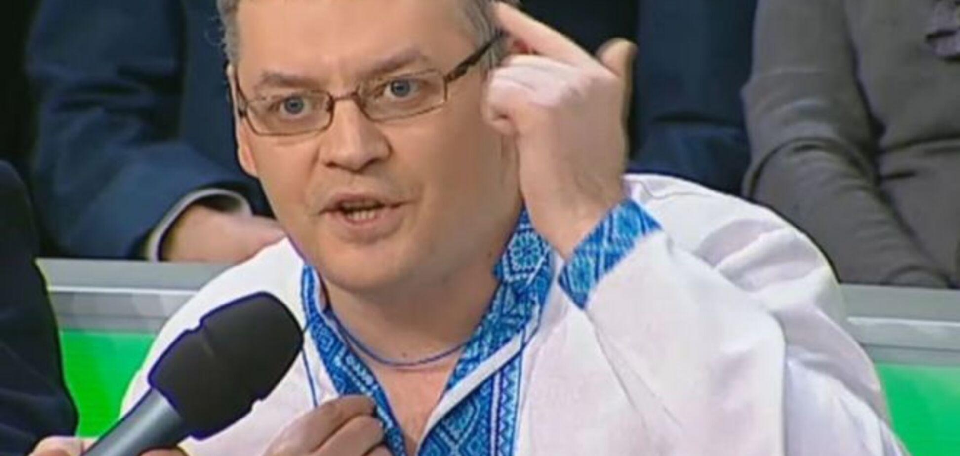 Дмитро Суворов