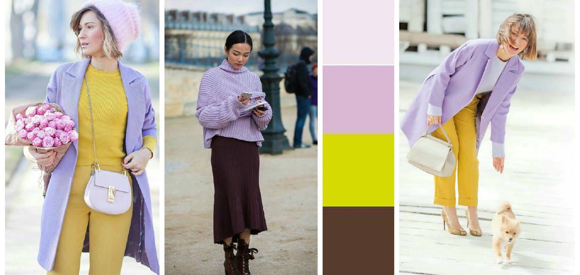 Модні кольори 2018
