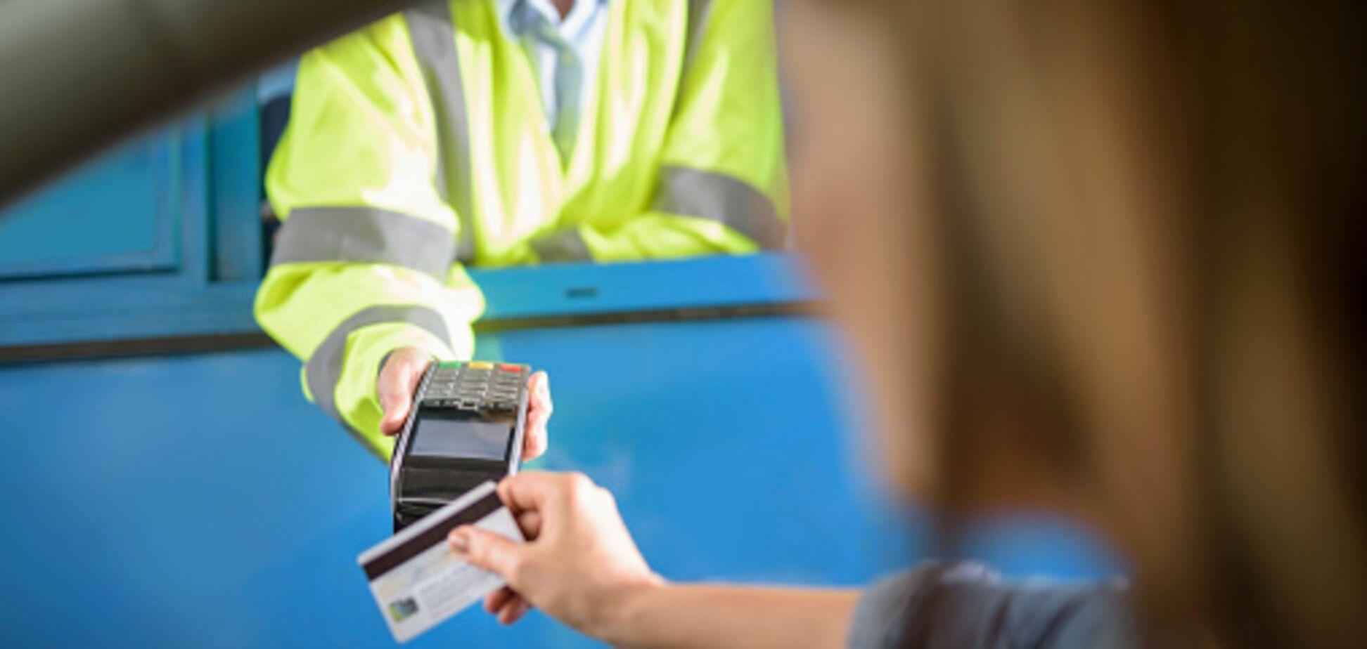 Поліція оштрафувала водія за електронний поліс ОСАЦВ - ЗМІ