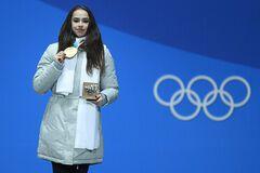 Олімпійська чемпіонка з Росії влаштувала демарш через гімн після завоювання 'золота' в Пхенчхані