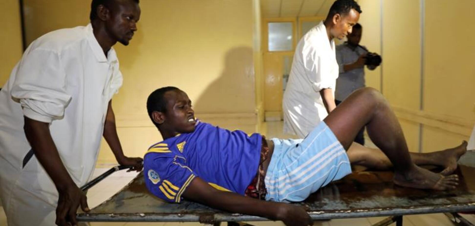 У Сомалі стався подвійний теракт