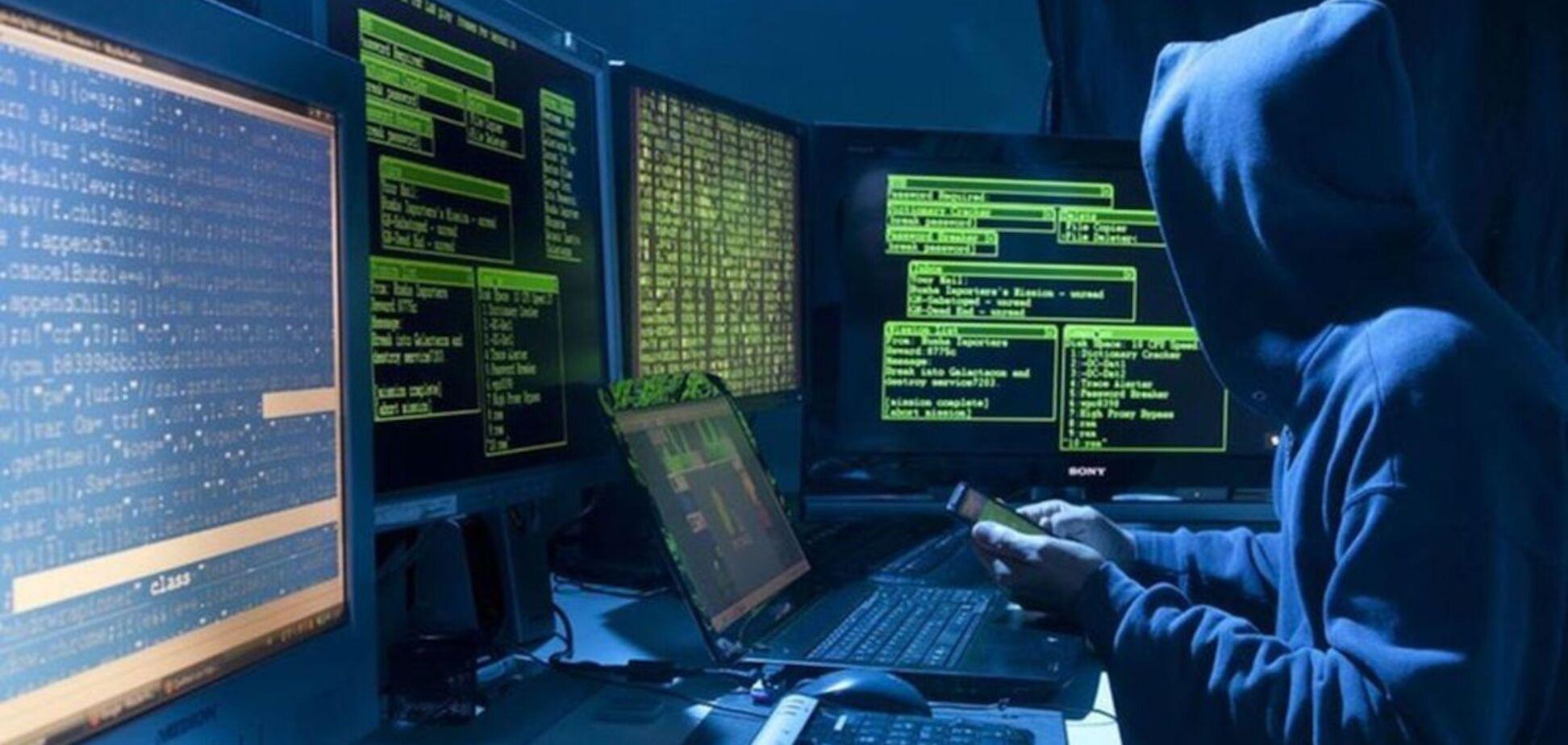 Украинские хакеры захватили у россиян секретные данные СБУ