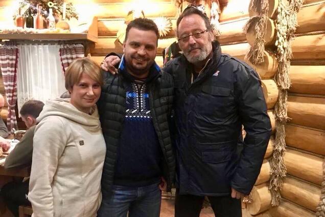 """Зірка """"Леона-кілера"""" приїхав в Україну: перші подробиці"""