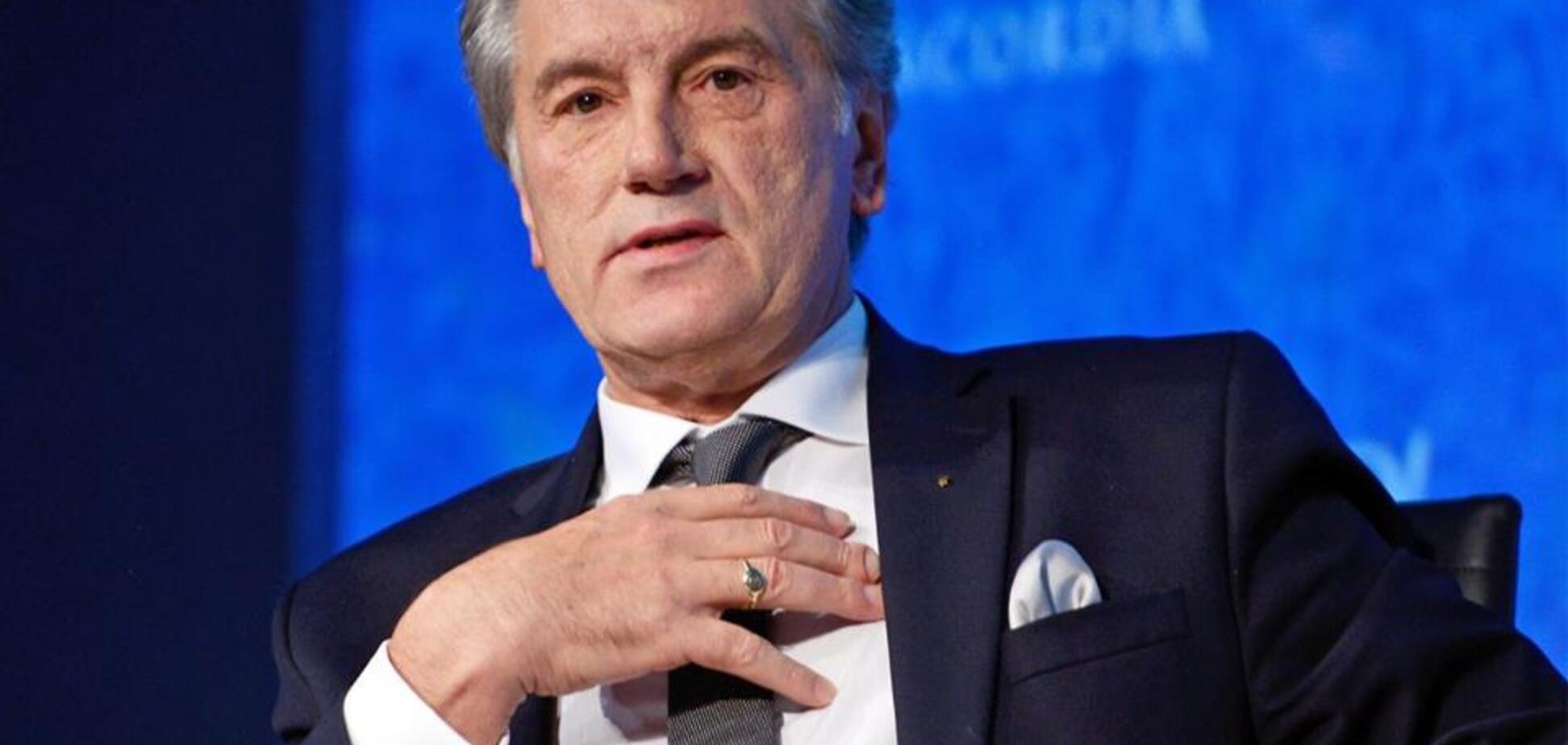 'Яд додали до рису': Ющенко порівняв своє отруєння зі справою Скрипаля