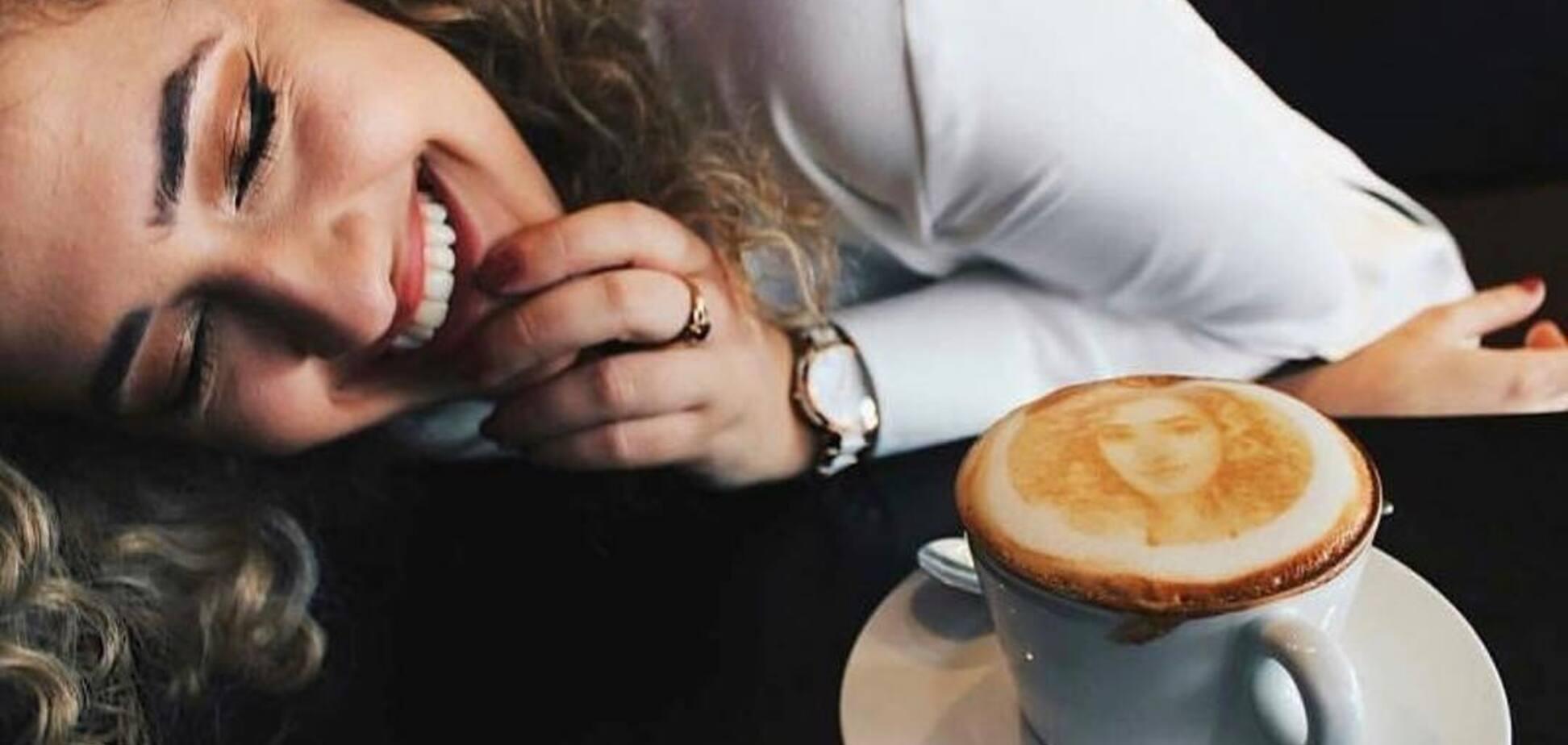 SelfieCoffee Lviv: кава з твоїм портретом