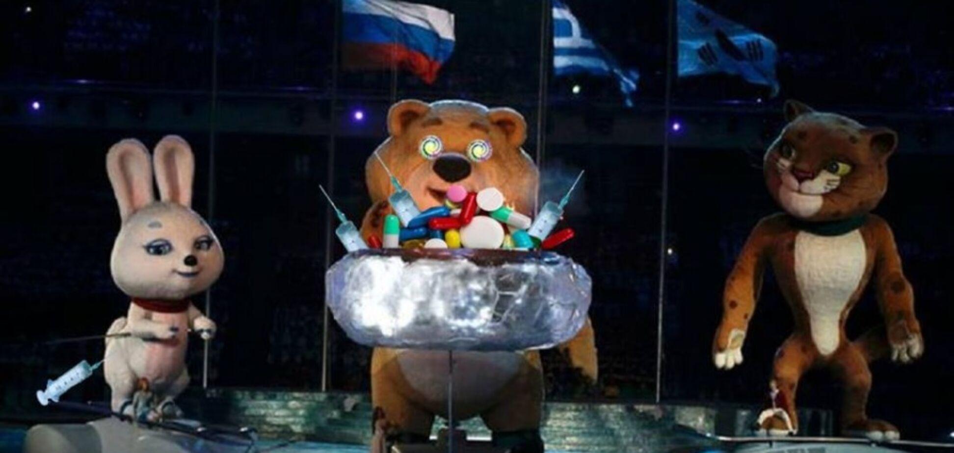 Олимпиада расставила все по местам, или Мельдоний творил чудеса