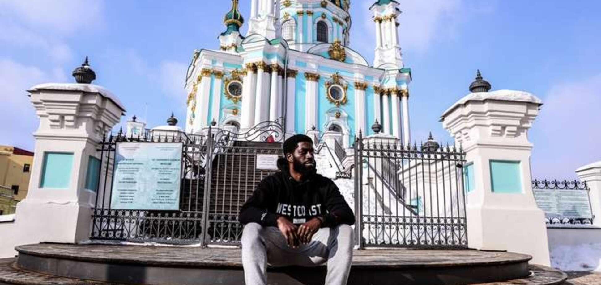 'Відчуваю себе частиною України': американський баскетболіст зробив душевне визнання