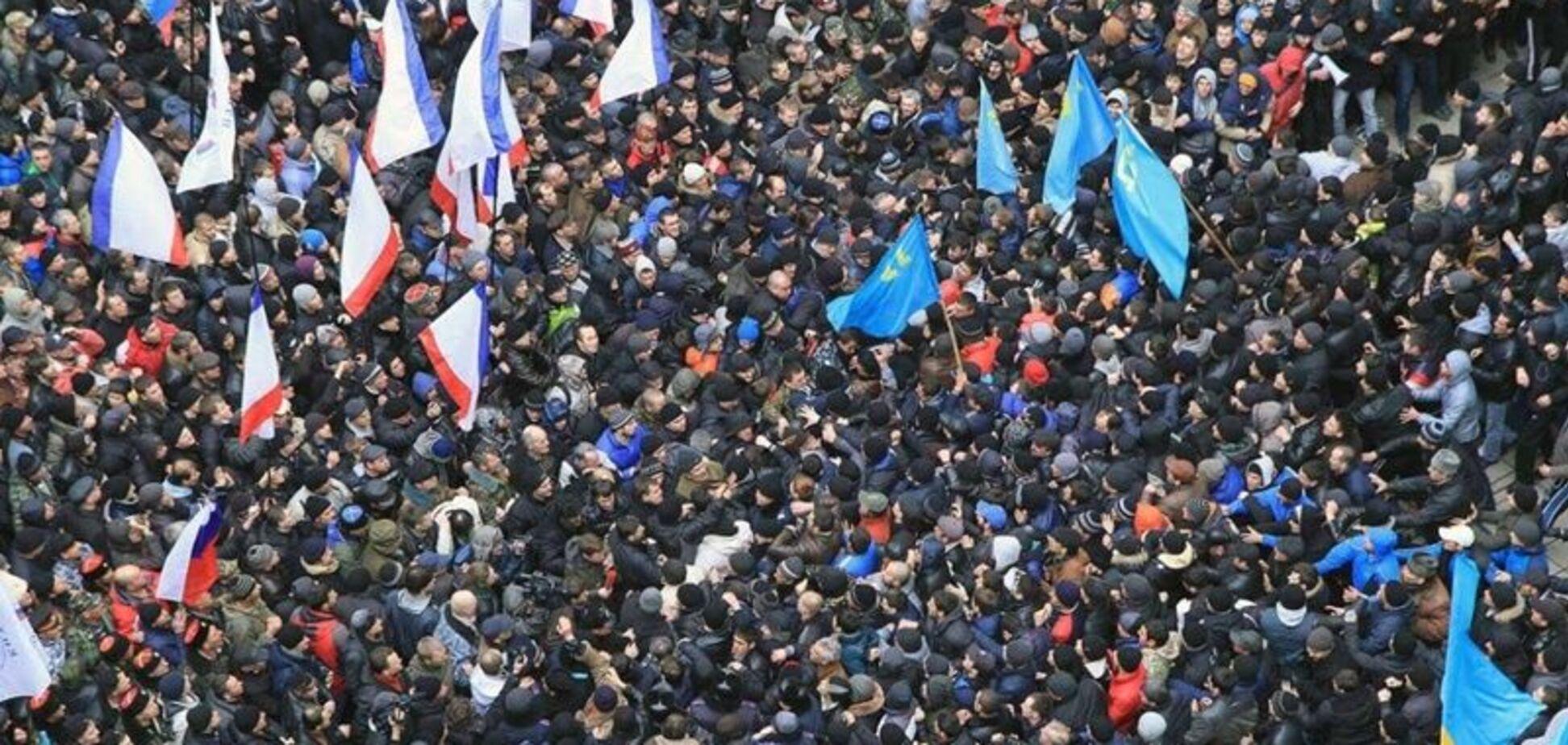 Захоплення Криму: прокуратура з'ясувала нові дані про військових РФ