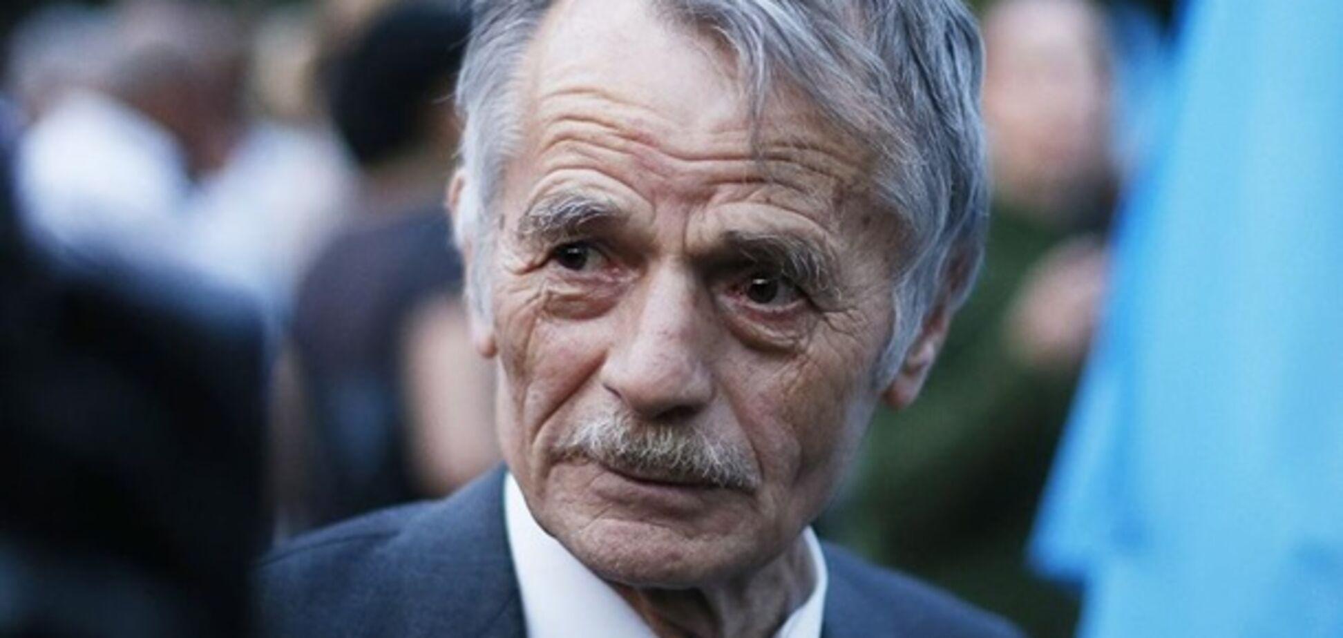 'Повинен вийти живим': Джемілєв зворушливо звернувся до Сенцова