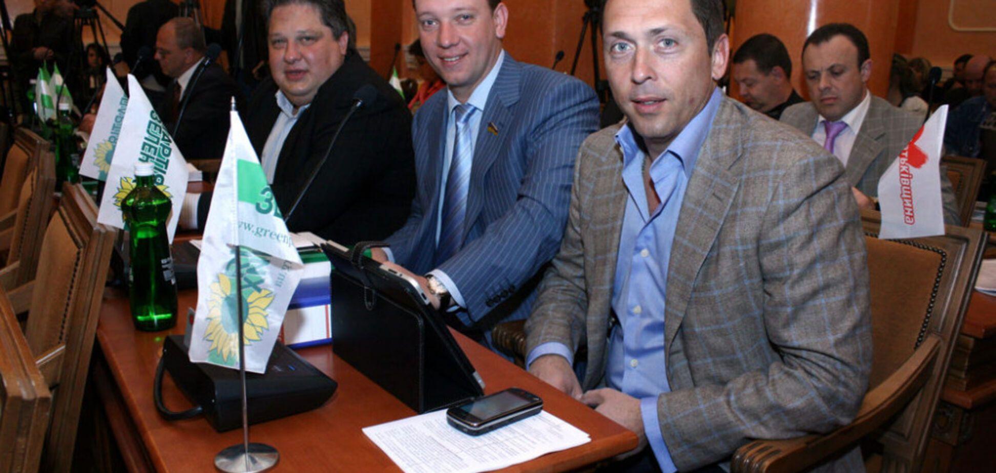 ГПУ знову взялася за віце-мера Чорноморська і його брата