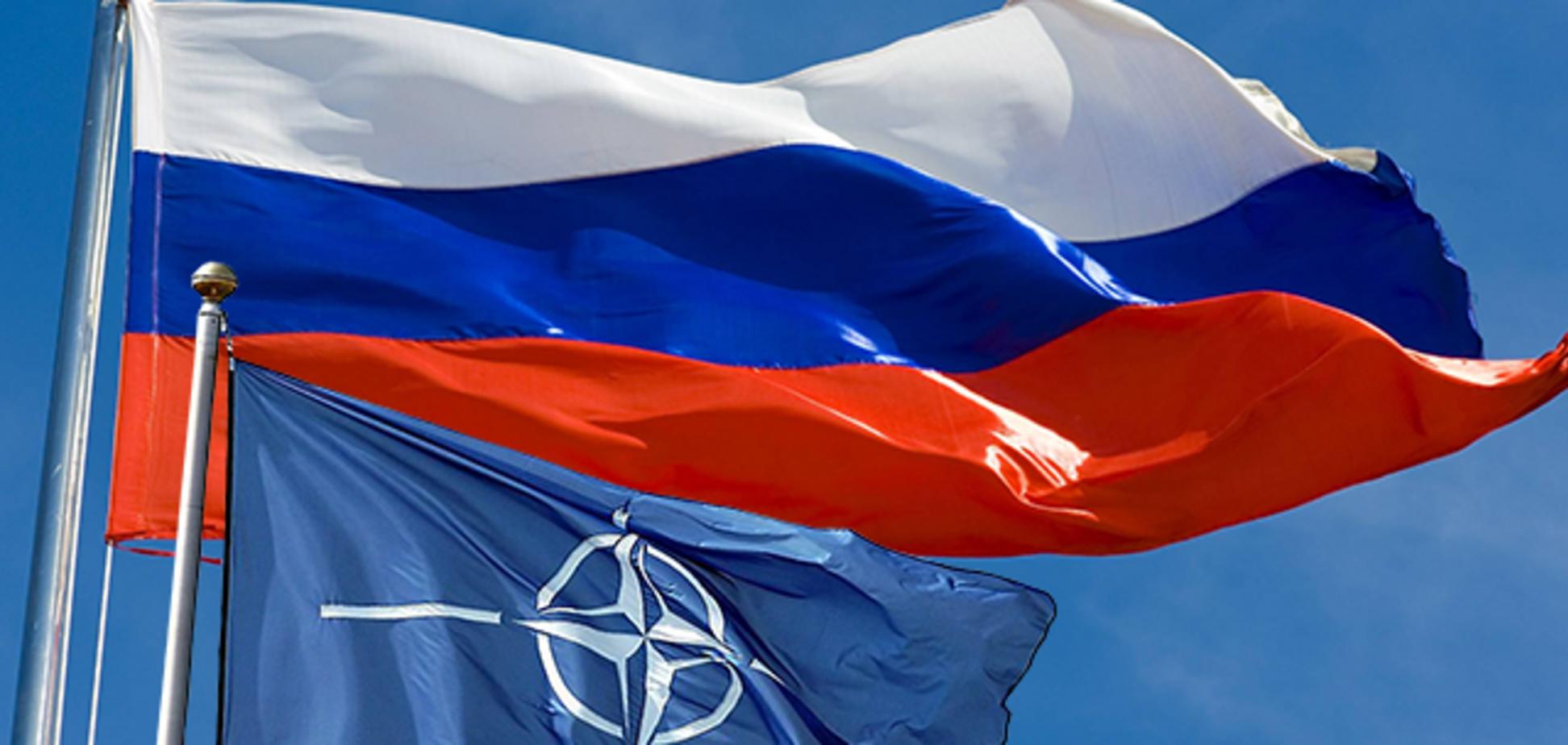 В МИД России заявили о прекращении сотрудничества с НАТО