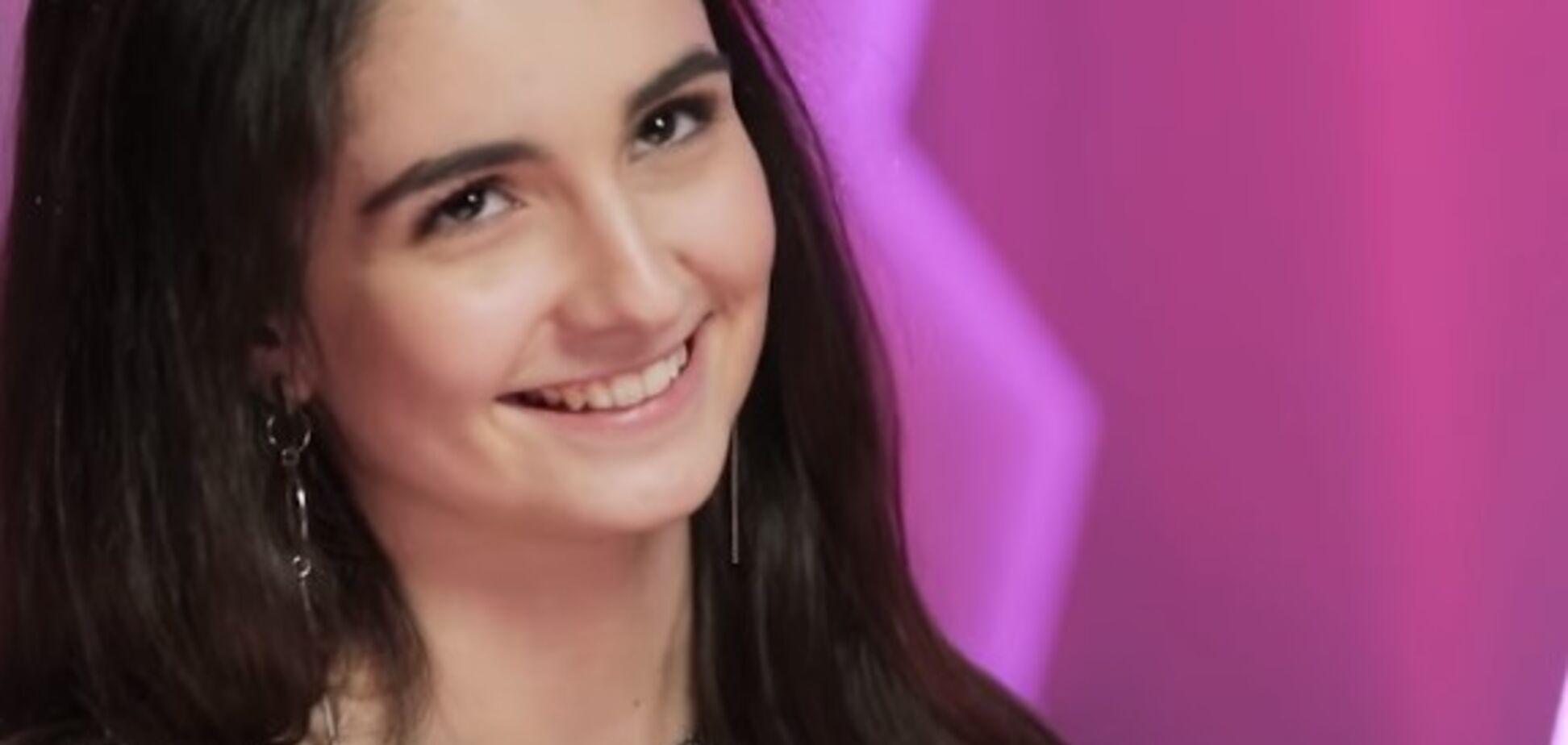 Юная актриса сериала 'Школа' поразила судей 'Голоса країни'