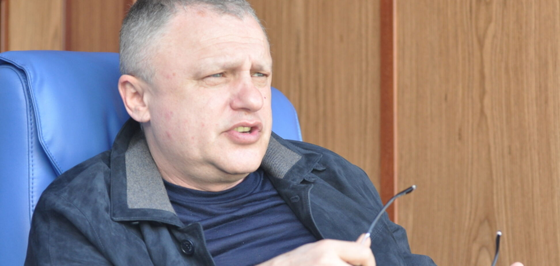 'Дедушка обижен': появилась реакция Суркиса на смену тренера в 'Динамо'