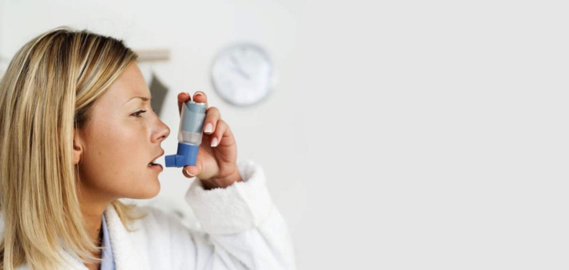 Как лечение астмы влияет на возможность стать мамой?