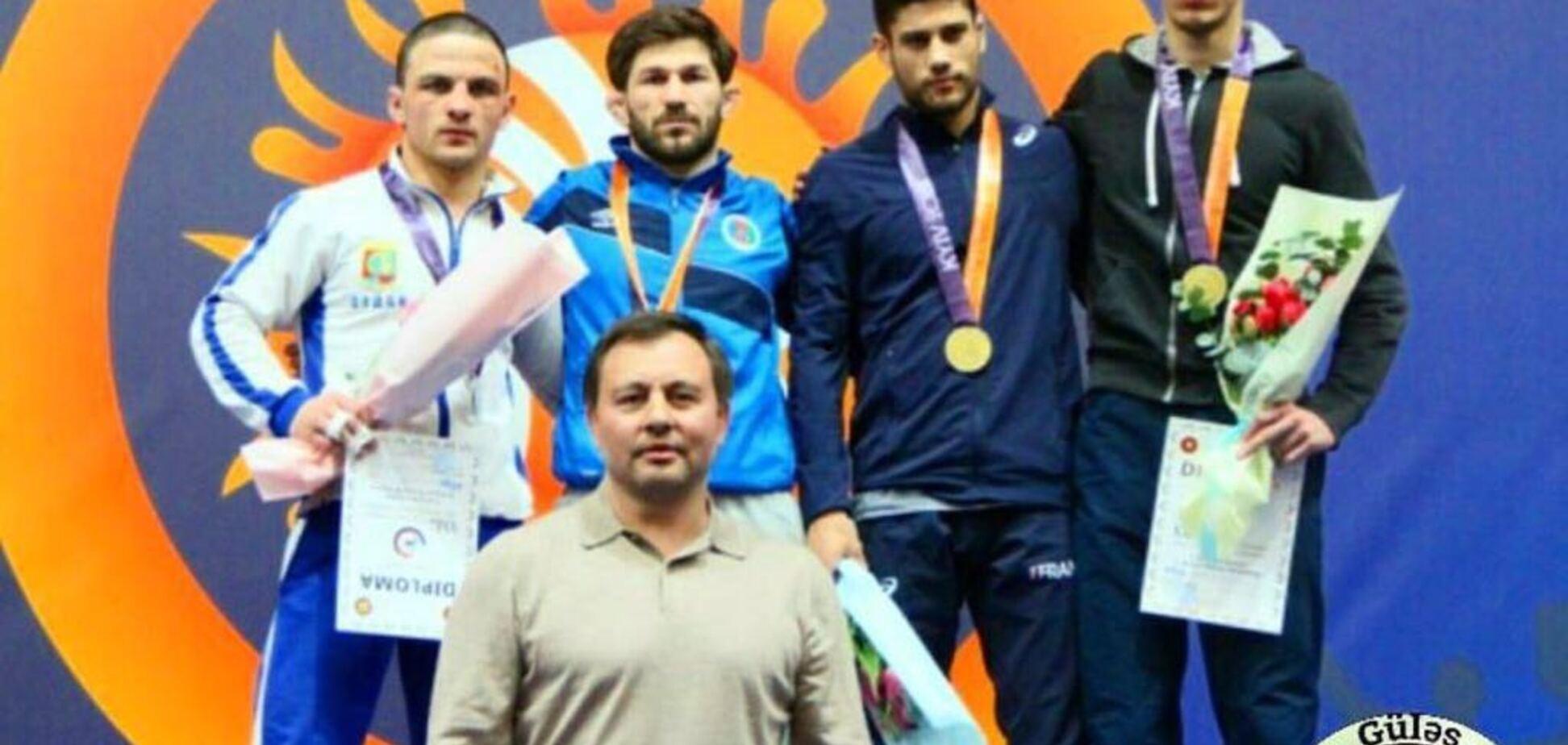 Вадим Кисель наградил победителей Киевского международного турнира-2018