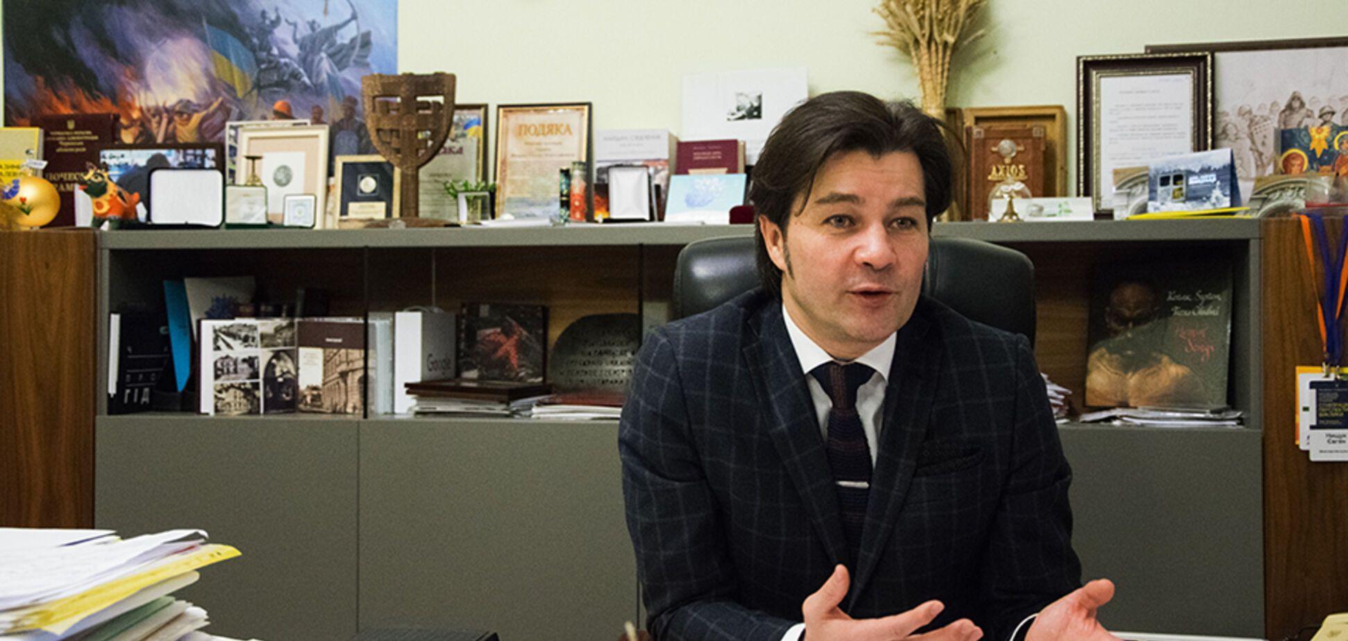 Гастролі українців в Росії: Нищук озвучив позицію