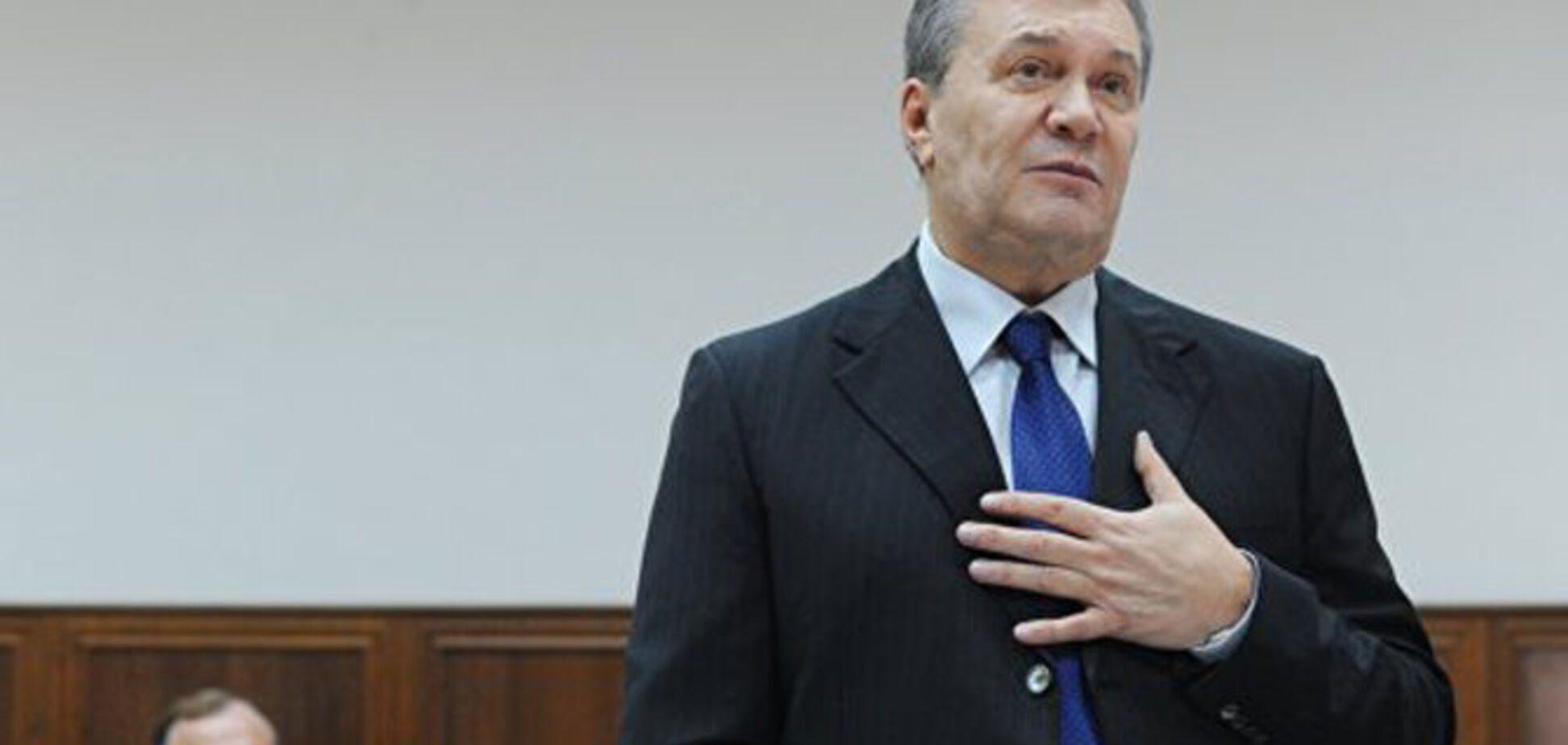 У Росії анонсували прес-конференцію Януковича: названа дата