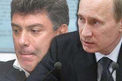 Путин оказывался в нужном месте и в нужное время