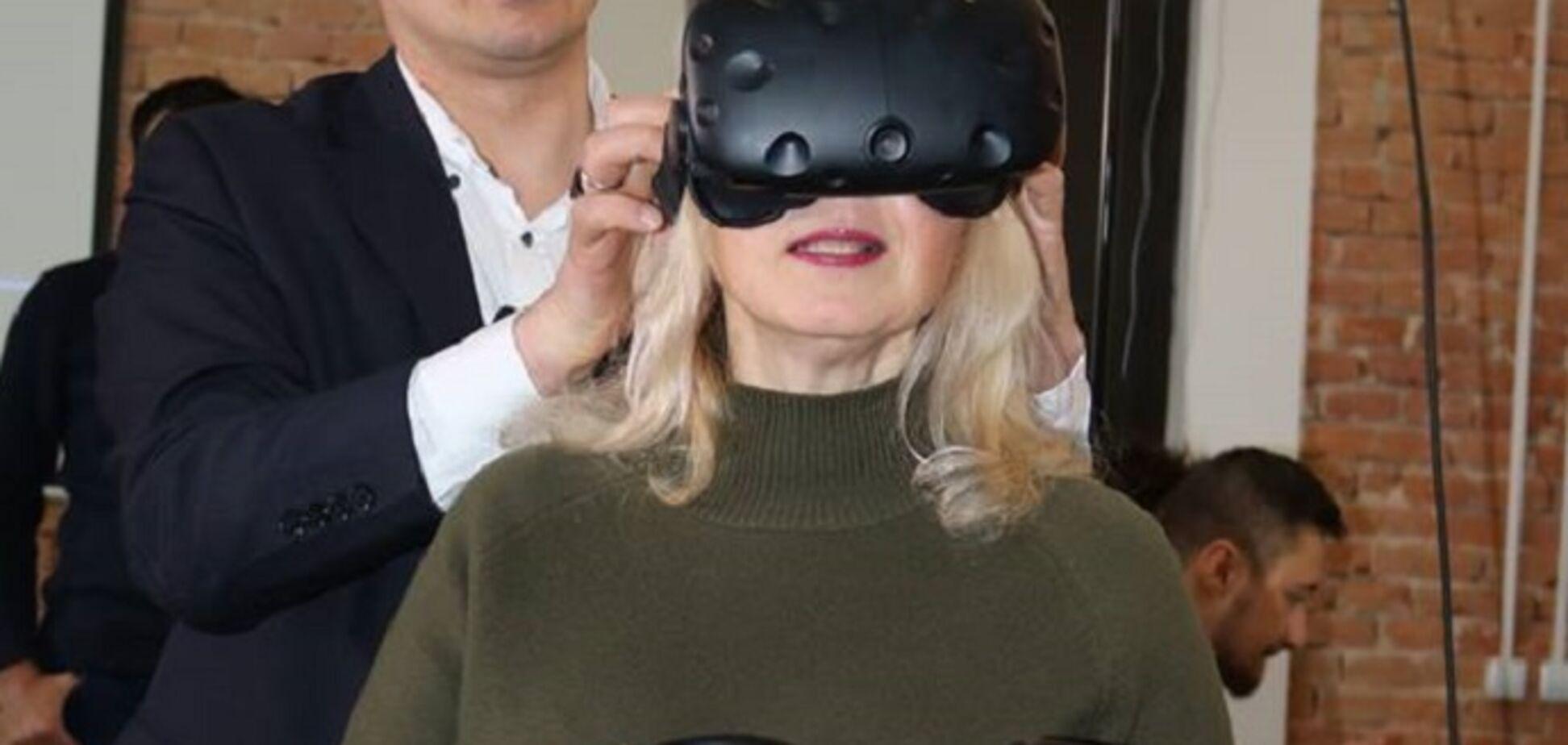 У Львові відкрили лабораторію віртуальної реальності