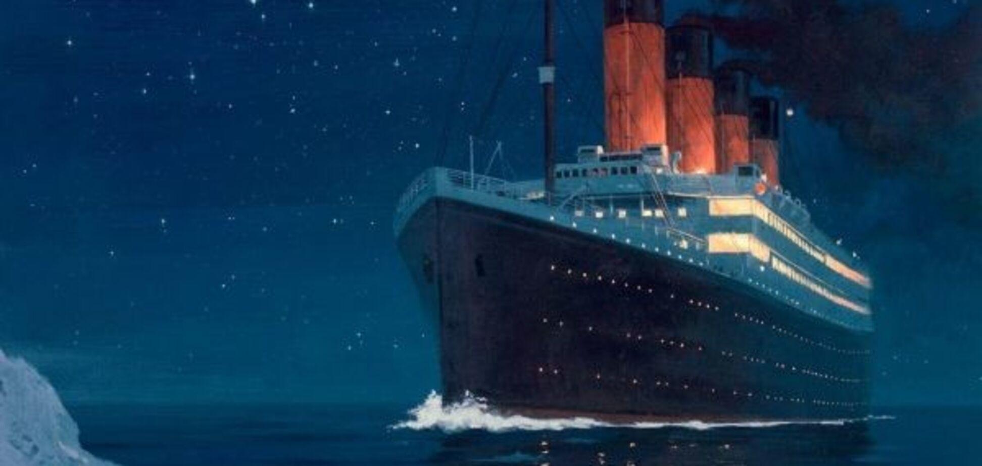 Как ключ и жадность утопили 'Титаник'