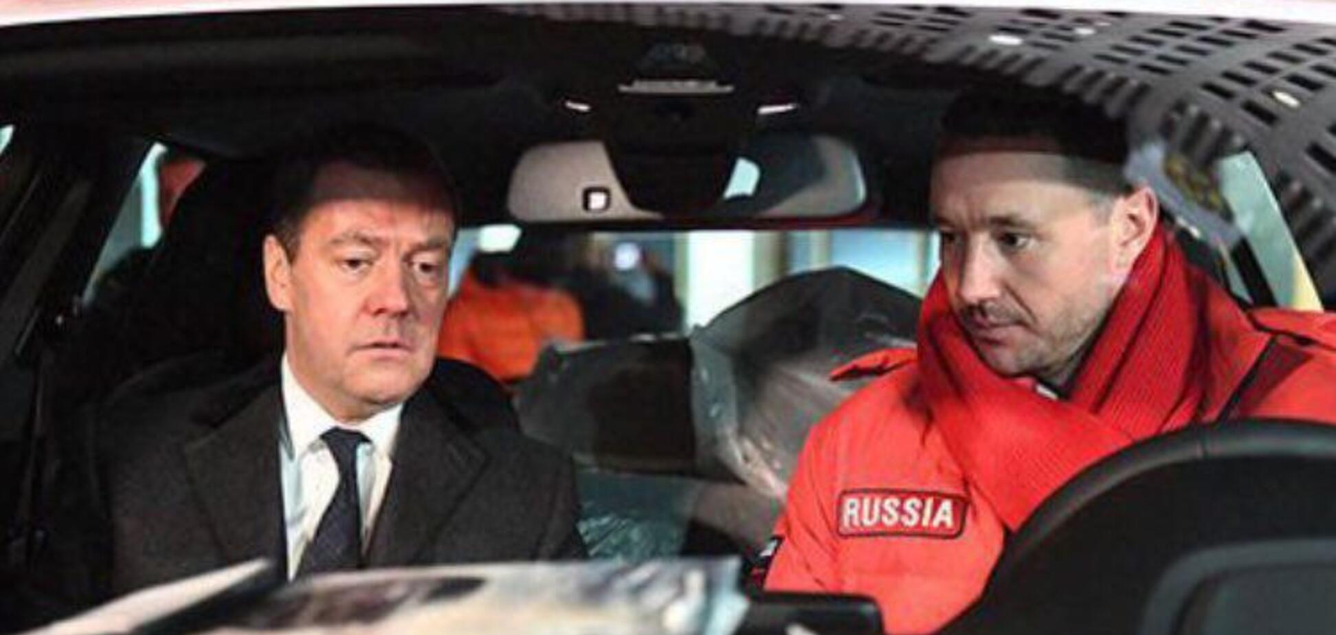 Медведєв і Ковальчук