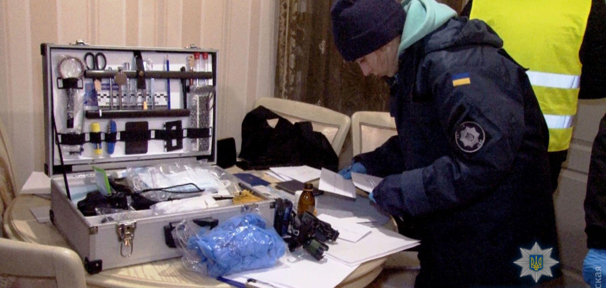 Голова была отдельно: в Одессе жестоко расправились с молодой женщиной
