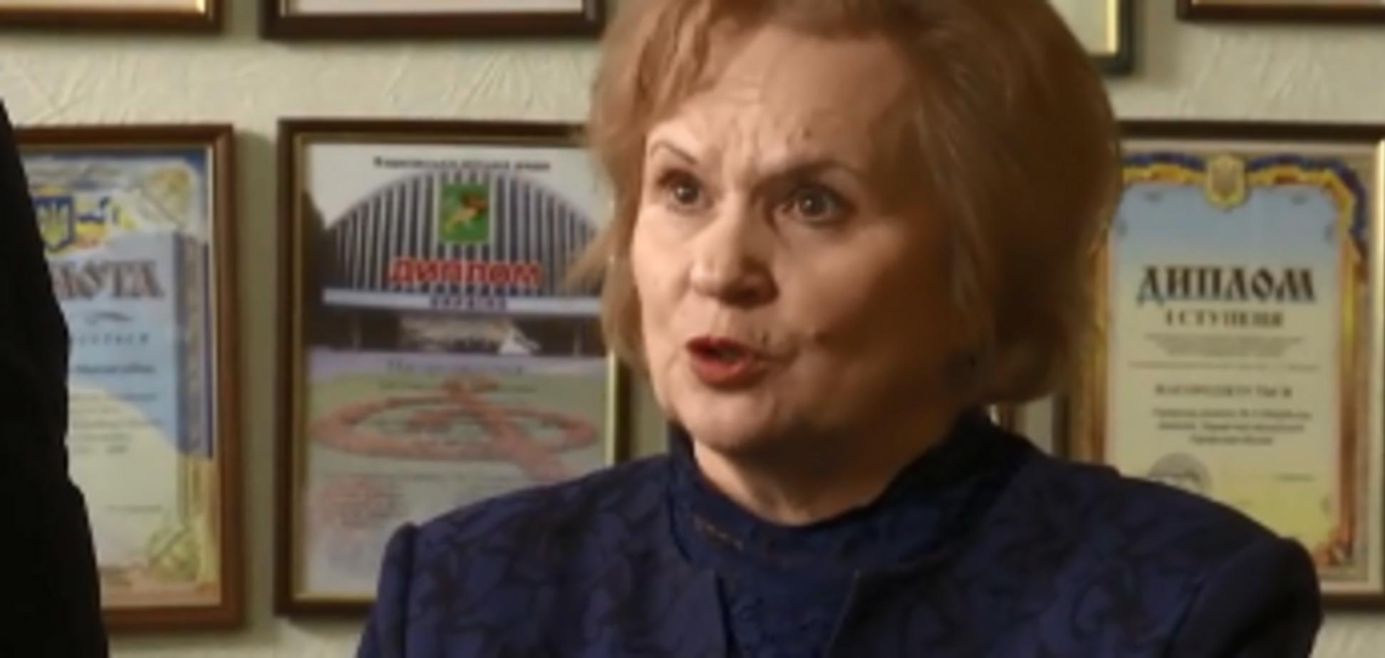 'Свинота такая': в Харькове учитель украинского языка попала в скандал с детьми