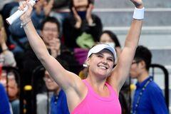 Украинская теннисистка впервые в карьере вышла в финал турнира WTA