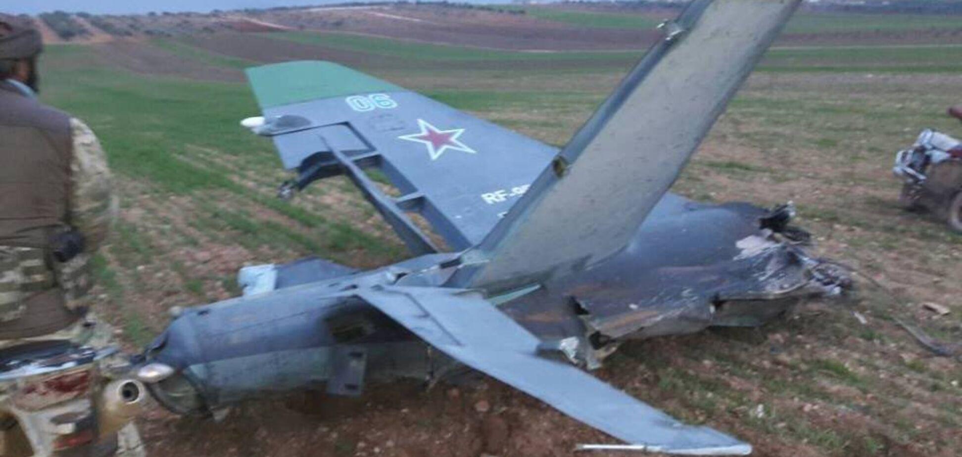 Принял бой: стали известны подробности гибели пилота российского Су-25