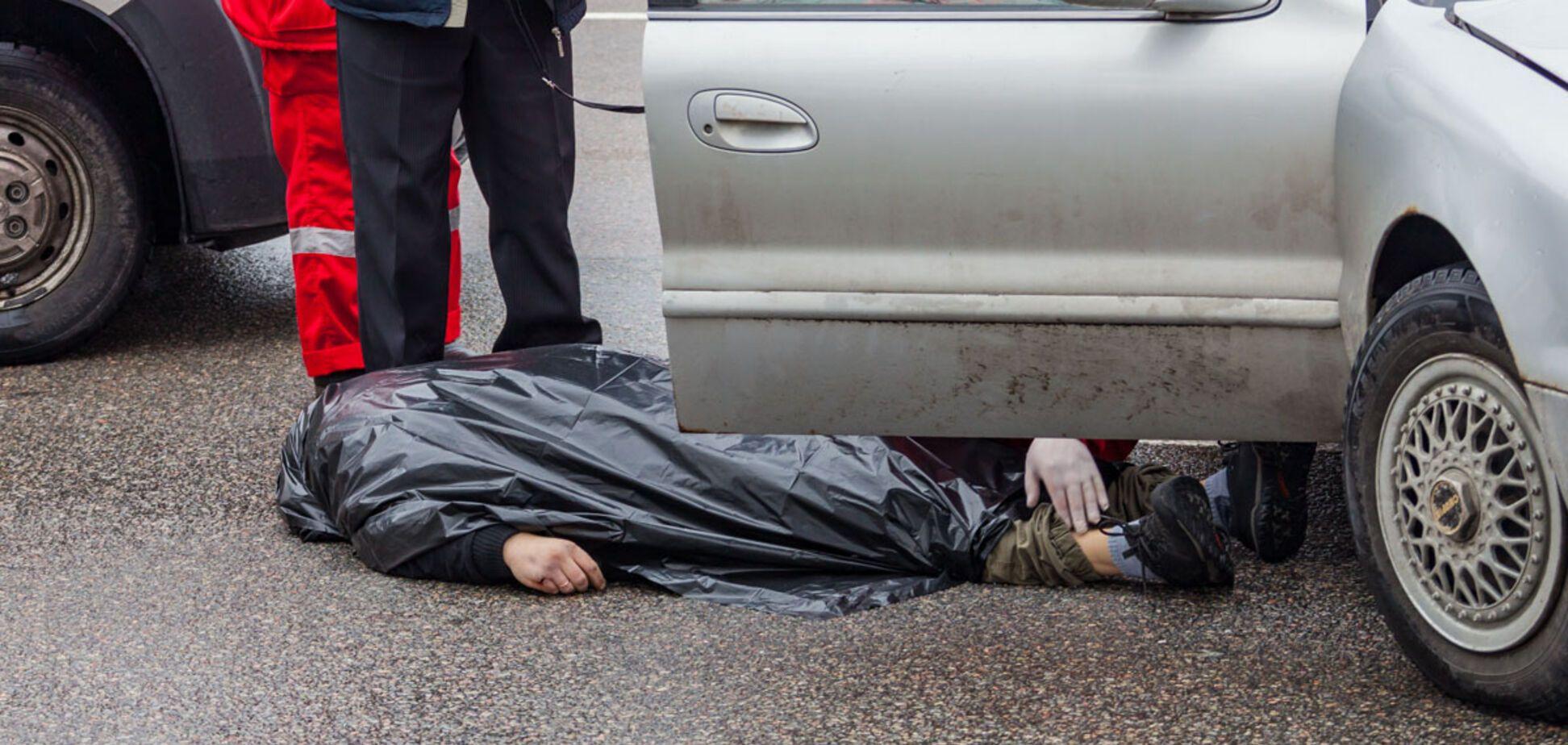 Смерть известного волонтера: появились фото и видео с места трагедии