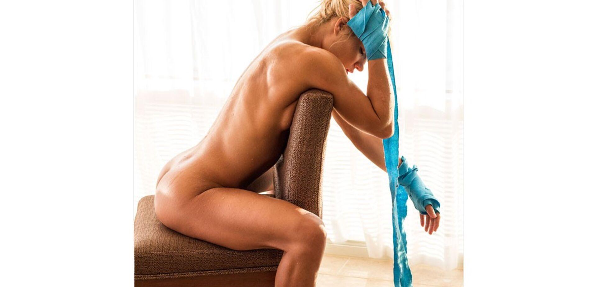 Титулована американська спортсменка знялася повністю оголеною