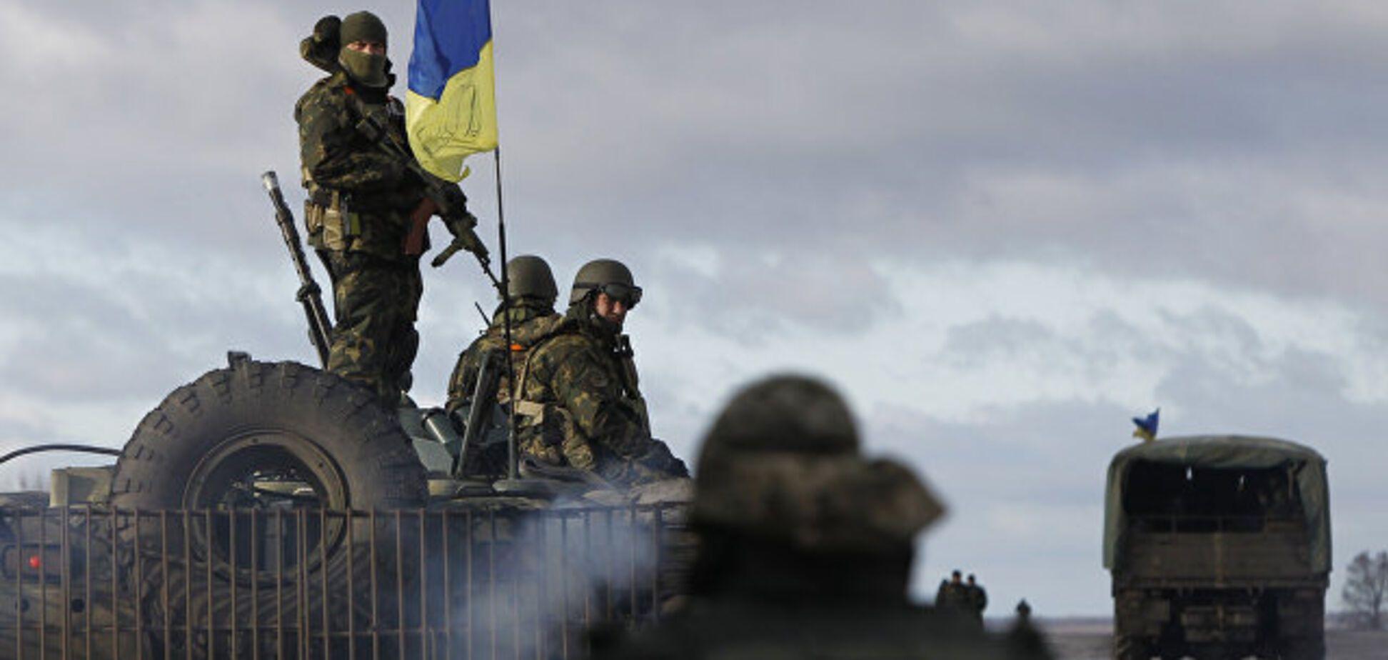 Час до Луганска: появилось наглядное свидетельство новых успехов сил АТО на Донбассе