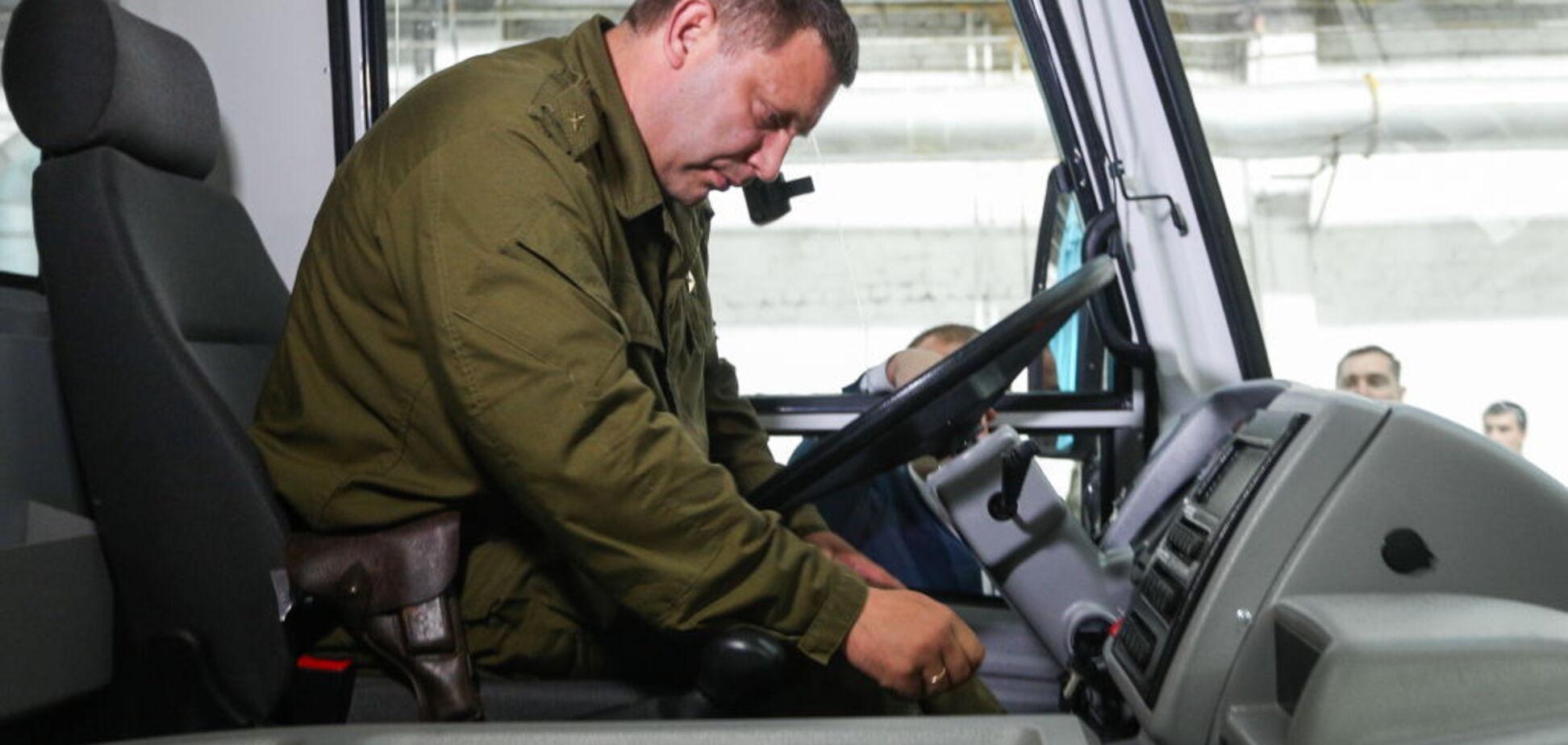Захарченко могут сместить с поста 'ДНР'?