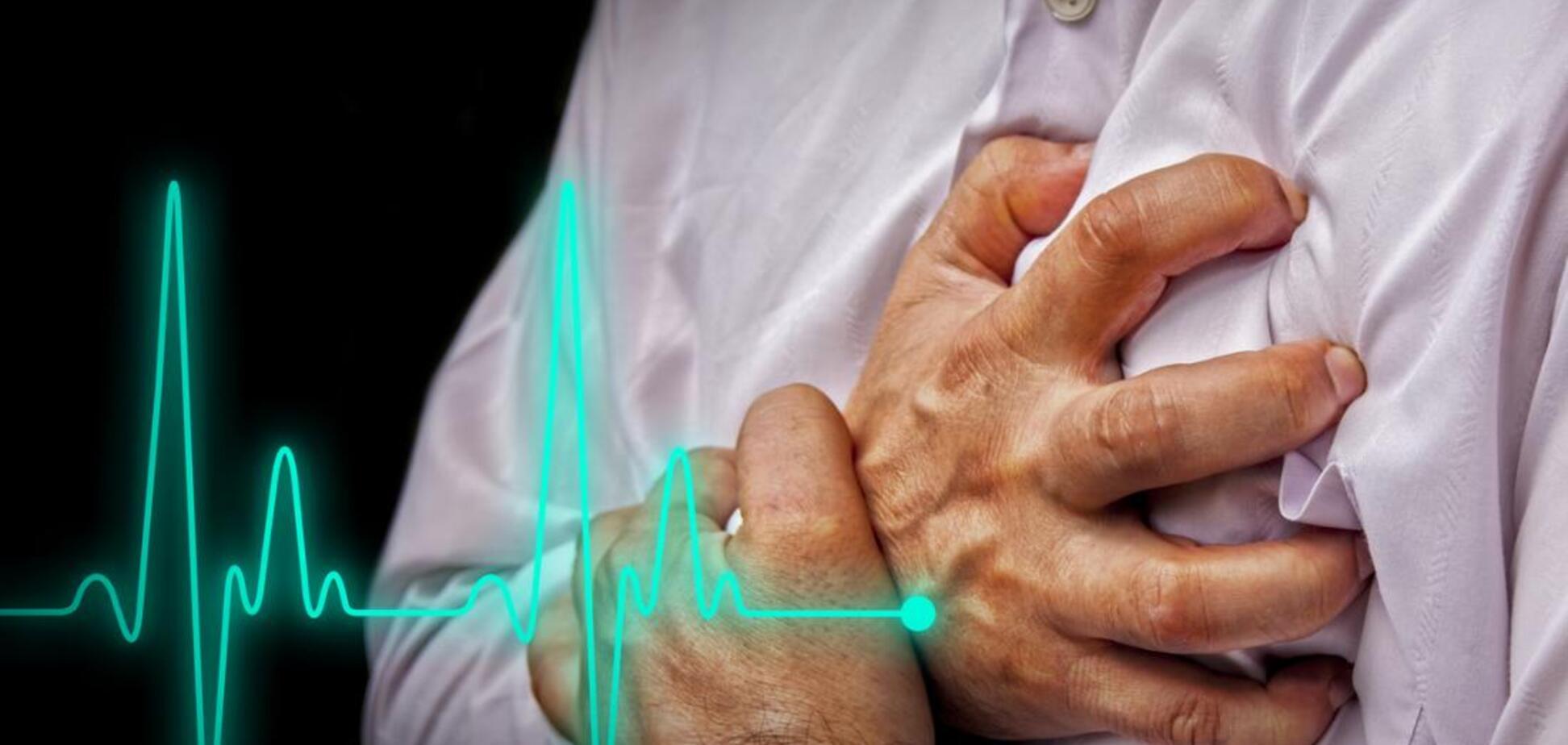 Инфаркт миокарда: как спастись от смерти