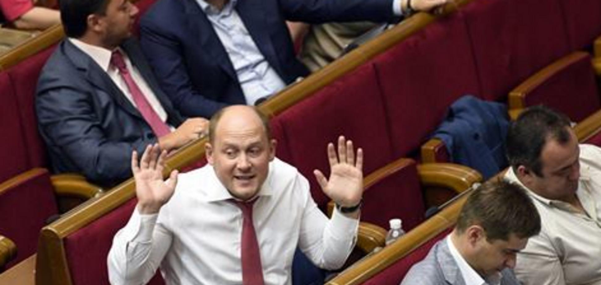 Ляшко закликав депутатів-неплатників аліментів скласти мандати