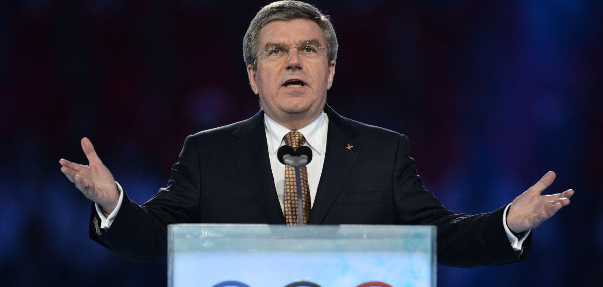 'Ми повинні': глава МОК пояснив причини приниження Росії