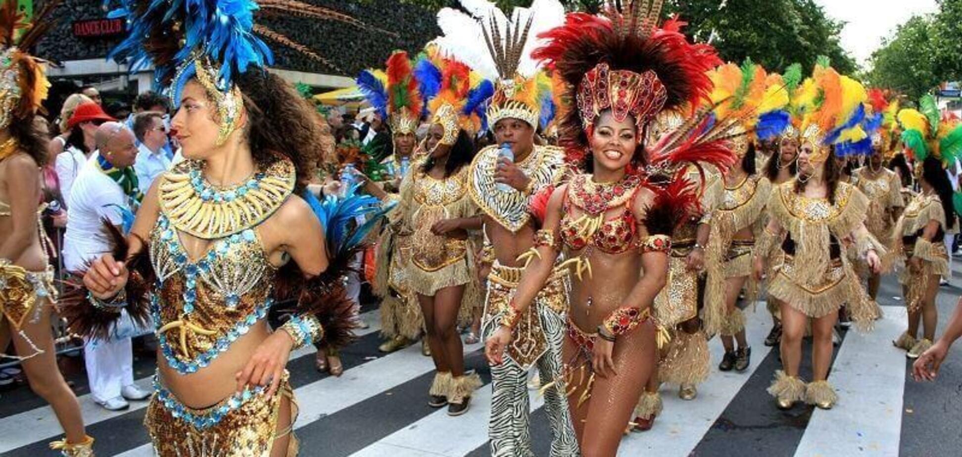 У Ріо-де-Жанейро готуються до карнавалу