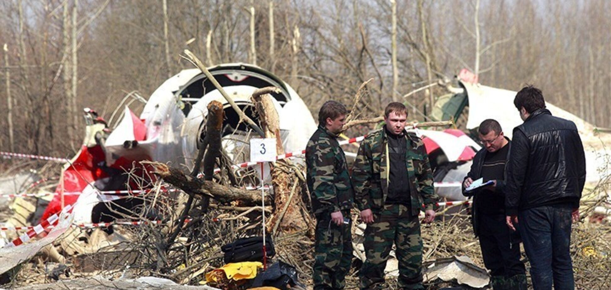 Смоленська трагедія: Польща висунула вимоги до Росії