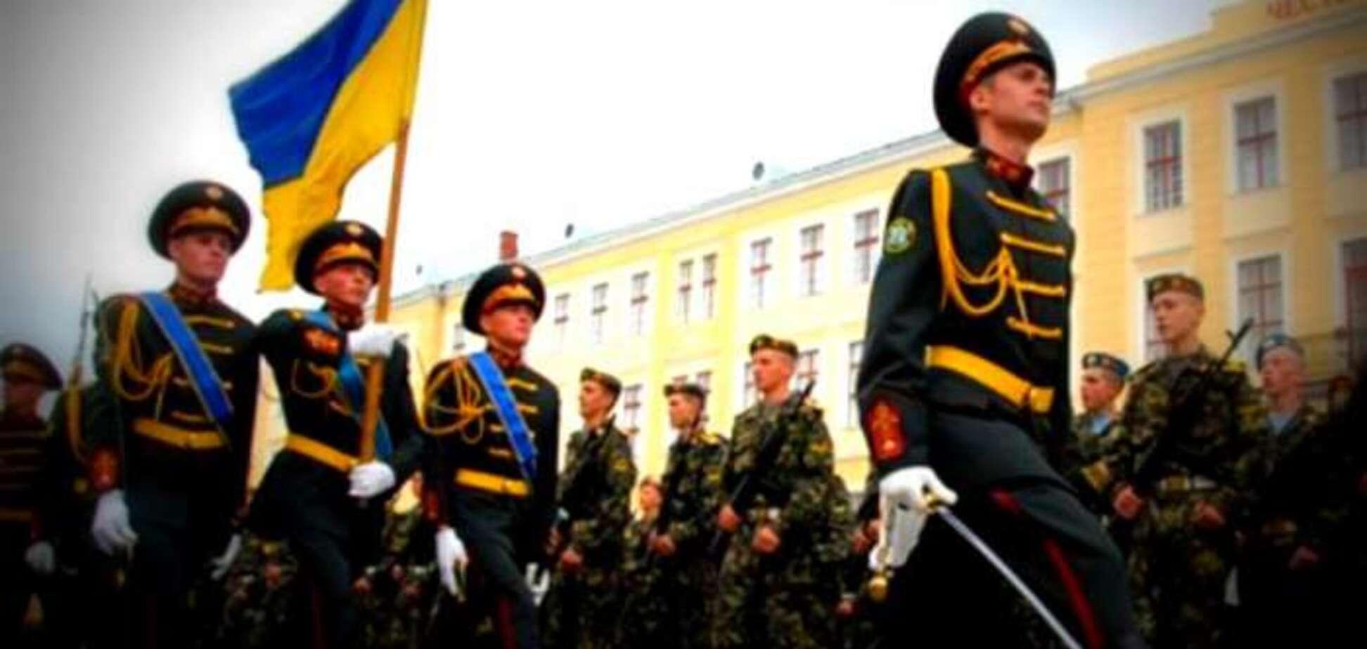 'Слава Україні!': від рудиментів радянської армії треба позбавлятися