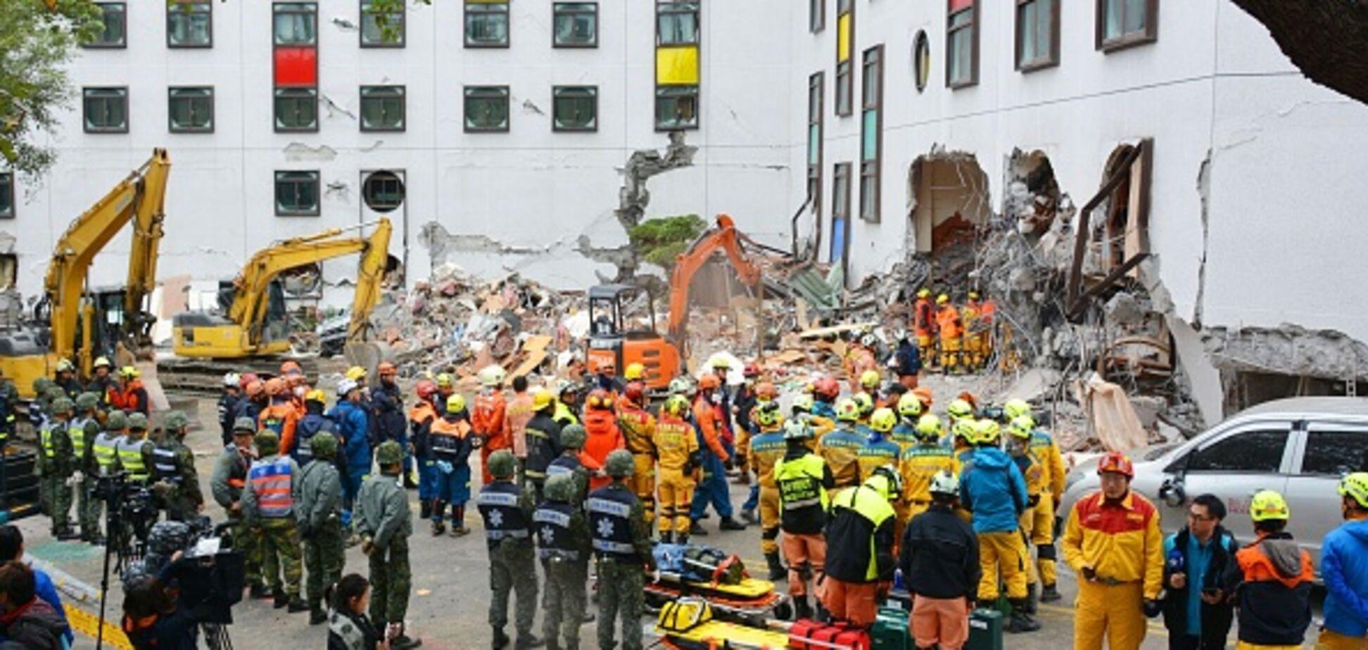 Тайвань сколихнув ще один землетрус