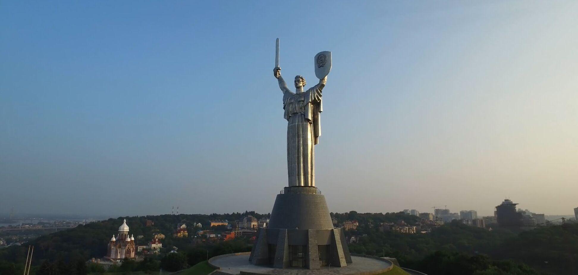 Декомунізація в Києві: 'Батьківщина-мати' позбудеться одного елемента