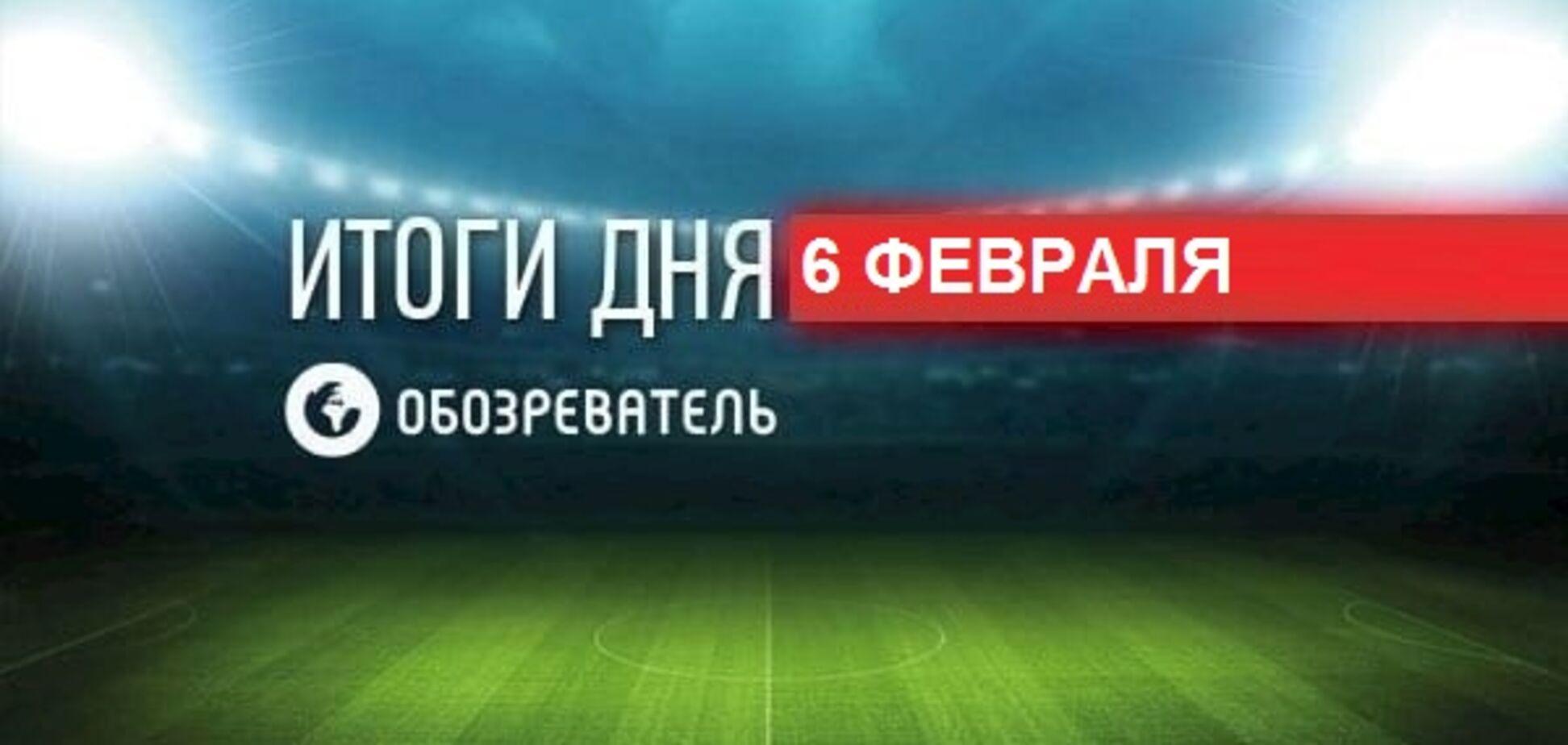 Усик зробив політичну заяву про бій з росіянином: спортивні підсумки 6 лютого