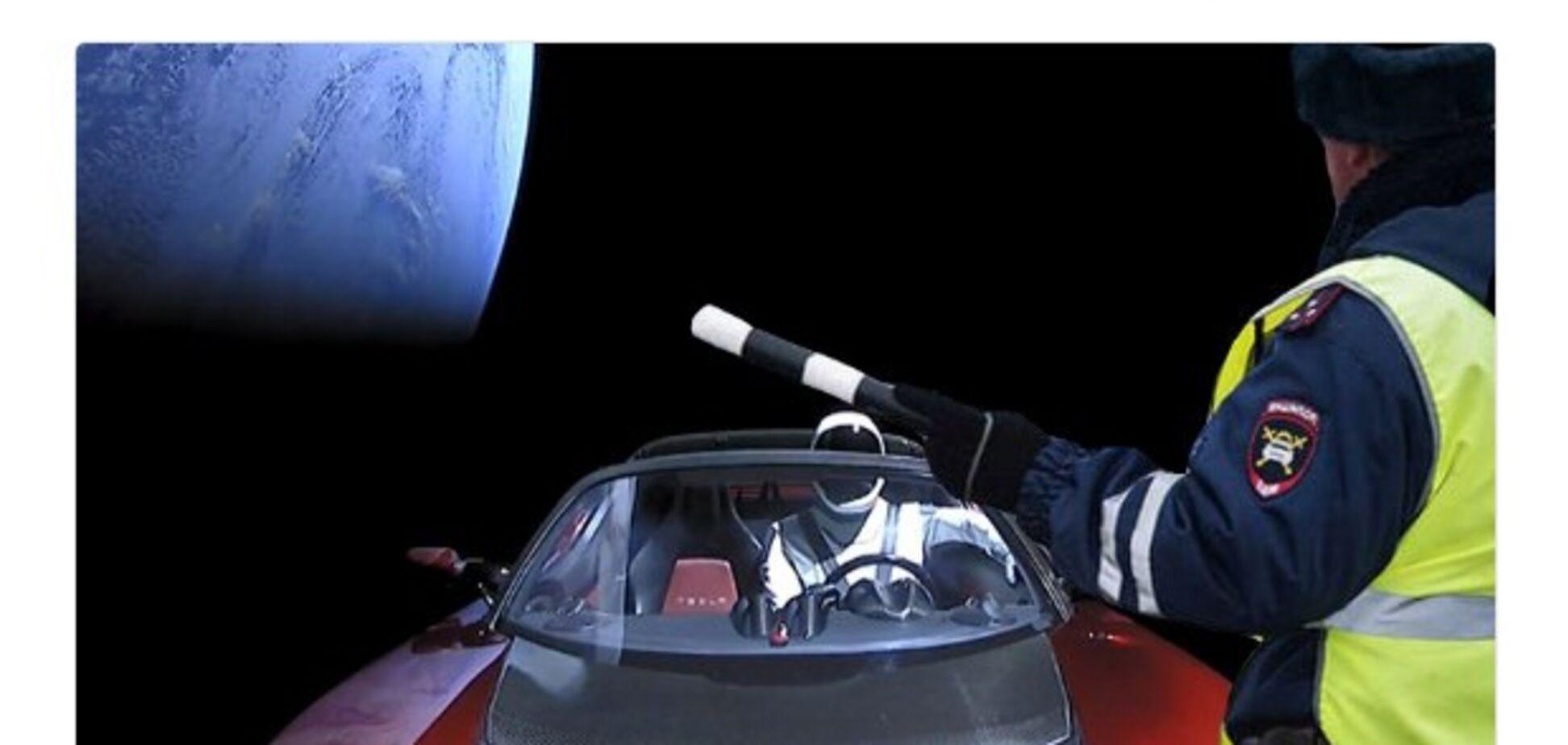 'Позбувся трупа': запуск ракети Маска викликав фурор у соцмережах