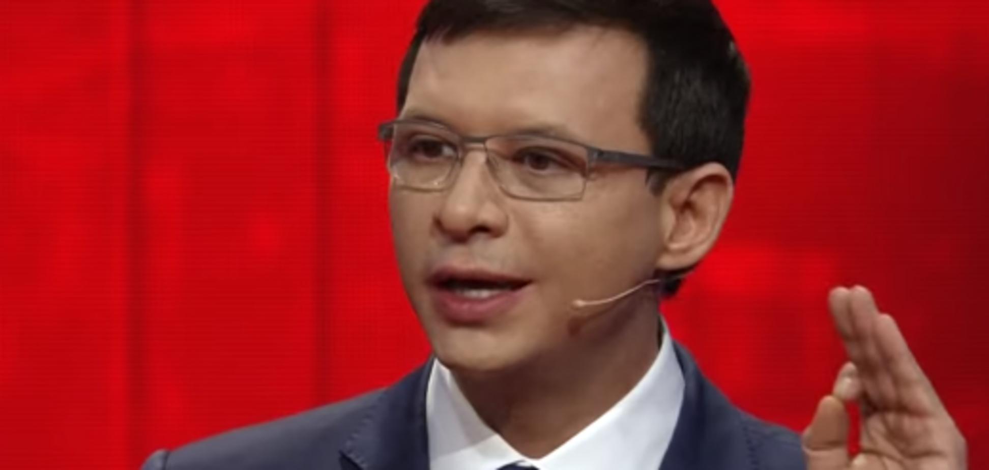 'Це психологічна війна': нардеп Мураєв порівняв Україну з фашистами