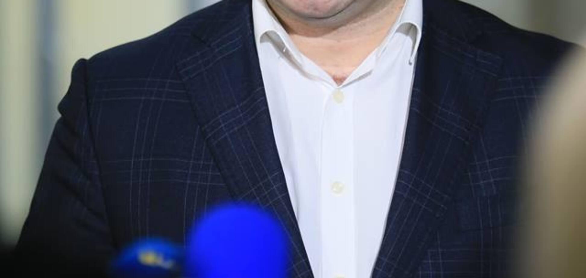 'Вигадана справа': Насіров відреагував на звинувачення НАБУ